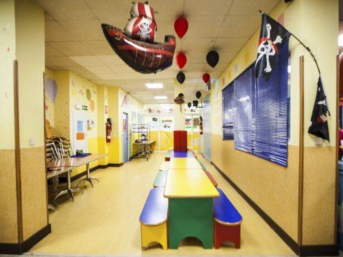 Instalaciones Kind for kids